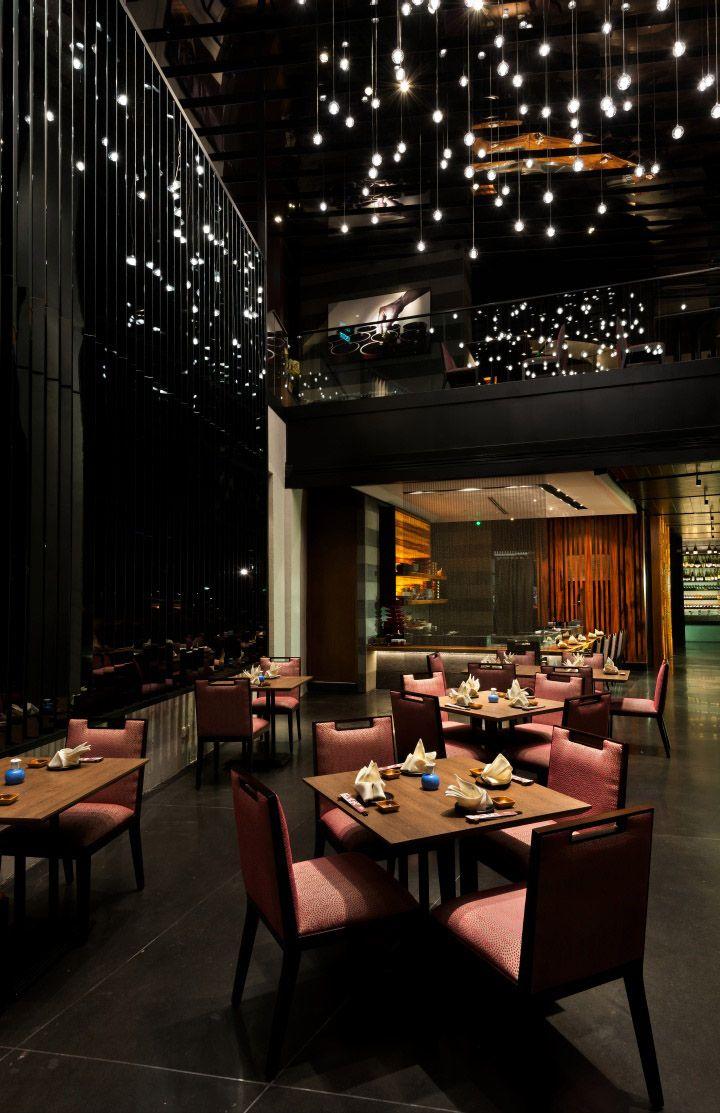 Kampachi restaurant in Kuala Lumpur by Blu Water Studio