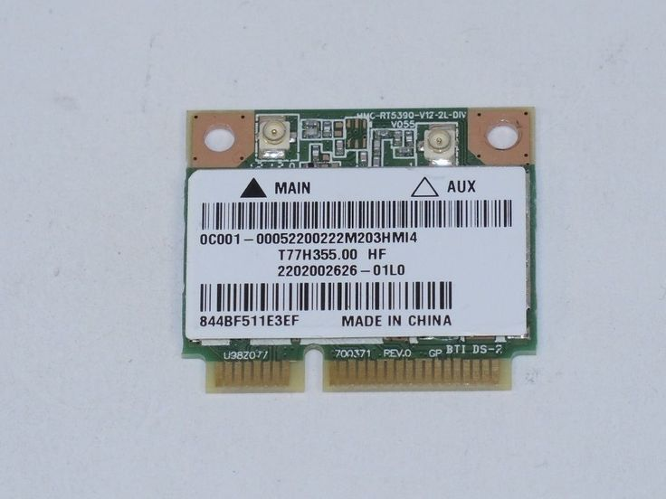 Asus X45A Wireless WiFi Card T77H355.00