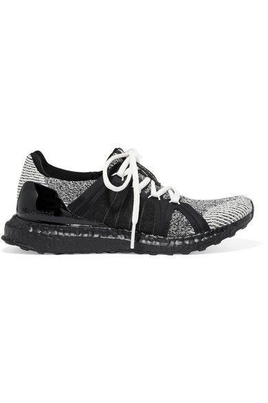 Adidas by Stella McCartney - Ultra Boost Primeknit Sneakers - Black