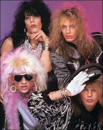 Poison was the band that birthed the 2nd wave of Glam Bands in the late 80s.