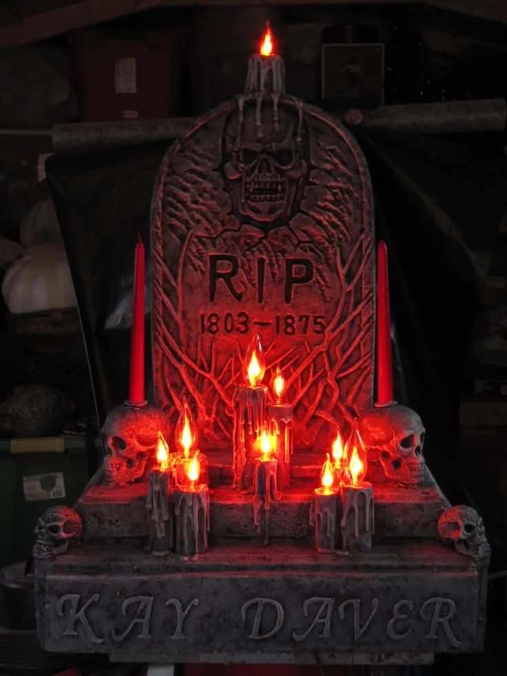 Make My Own Halloween Decorations