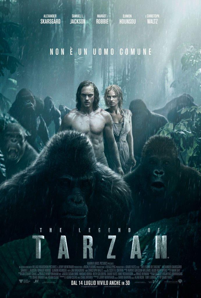 Sono passati alcuni anni da quando un uomo conosciuto come Tarzan, ha lasciato la giungla africana per una vita imborghesita come John Clayton III, Lord Greystoke con la sua amata moglie Jane al suo fianco. Finquando non viene invitato a tornare in Congo...