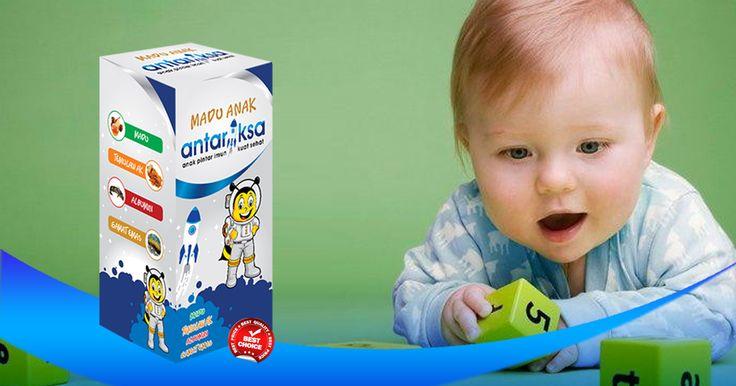 Madu Antariksa sebagai merk terbaik yang bagus dan direkomendasikan oleh banyak ahli.