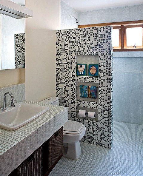 Banheiros e lavabos - Casa e Jardim | Galeria de fotos