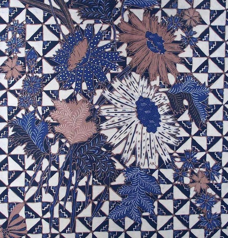 Repro of Beautiful Batik Belanda