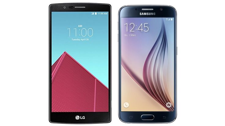 LG G4 schlägt Samsung Galaxy S6 im ersten Kamera-Vergleich