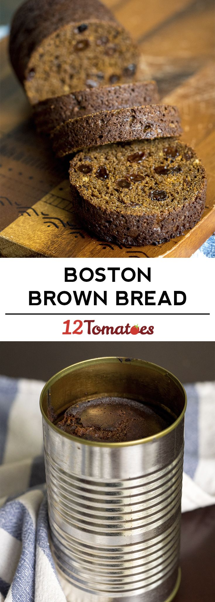 How to make classic Boston Brown Bread