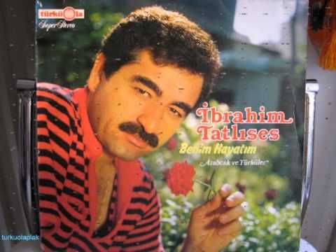 İbrahim Tatlıses - Ayşem (Long Play) Arabesk Super Stereo 1984