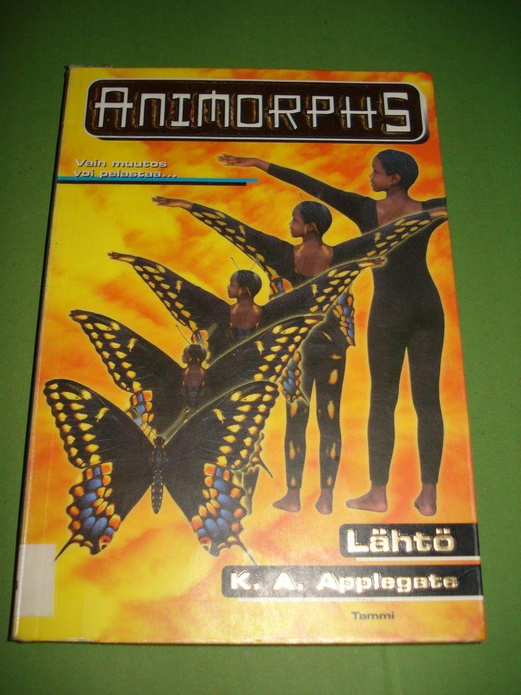 Animorphs, Lähtö 2€