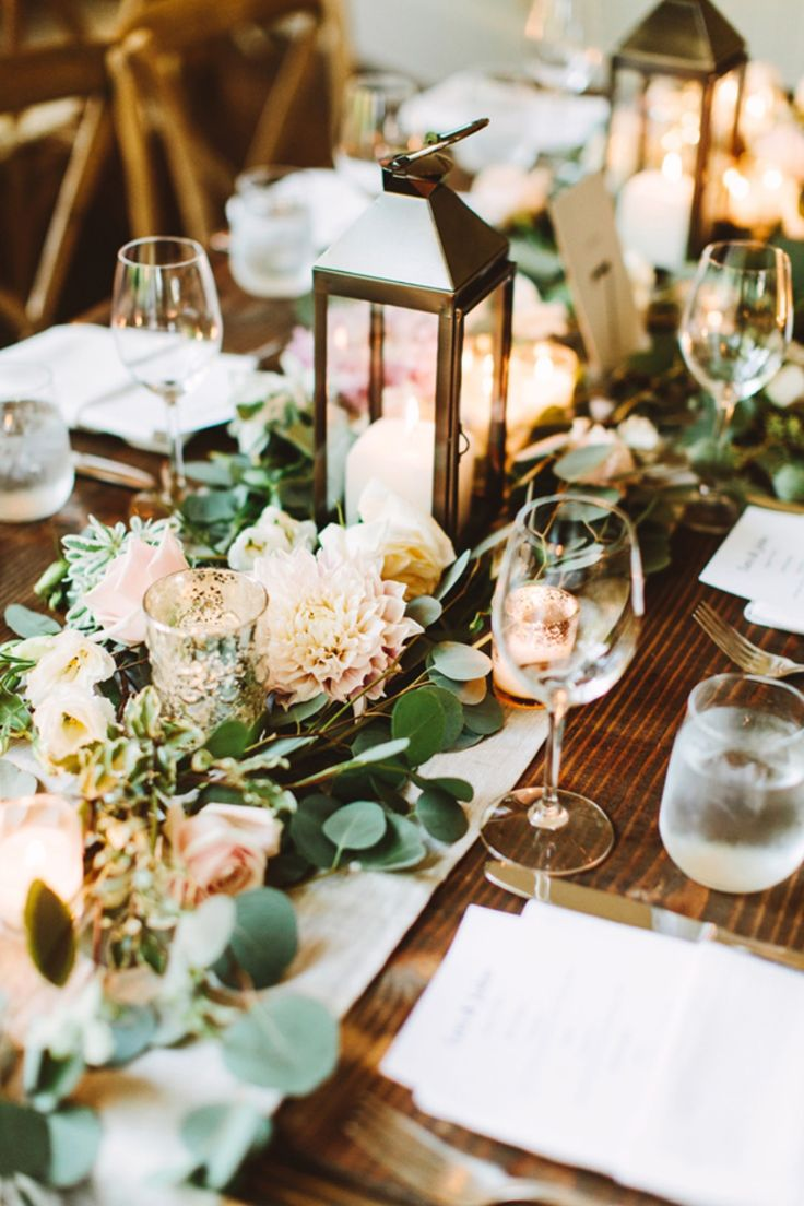 18 Dazzling Ways To Light Up Your Fall Wedding With Lanterns Part 87