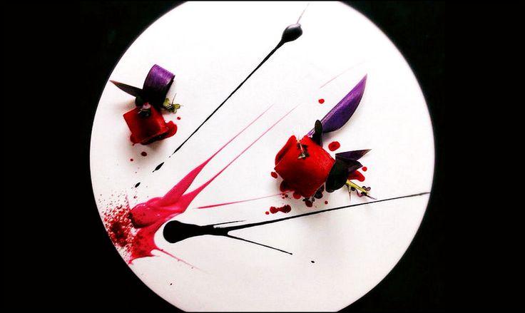 Visions Gourmandes » Les Chefs s'exposent - Visions Gourmandes, l'art de dresser…