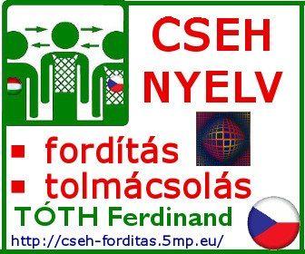 Cseh fordítás, Letovice [Pepita Hirdető]