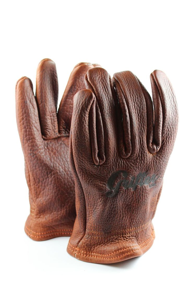 Corvette leather driving gloves - The Grifter Scoundrel Glove Is A Short Wrist Bison Glove Made From Leather Made In The Usa The Leather Is Quite Soft Which Provides A Tactile Dexterity And