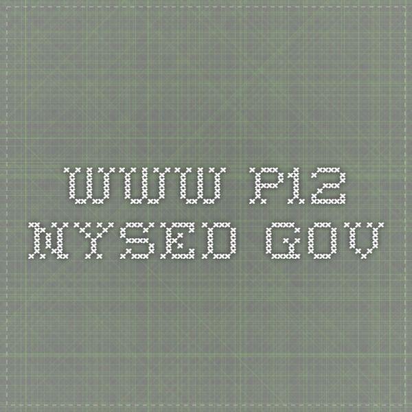 www.p12.nysed.gov