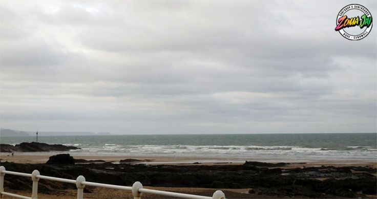 A choppy, messy 2ft down there this morning, The winds are direct onshores, they're pretty light this morning but its picking up into the PM. If you're down for a weekend of waves it is worth heading in! The town beaches will be best as the tide turns in the early afternoon. HIGH - 05:15 (7.5m) + 17:31 (7.5m) LOW - 11:32 + 23:51 Head to https://www.zumajay.co.uk/surf-report for our full 7 day report!