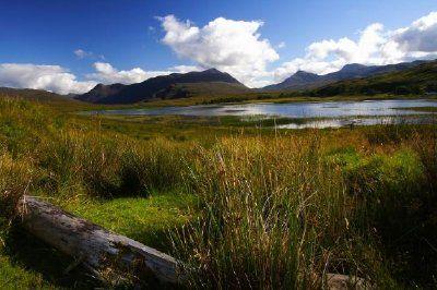 JSPuzzles - Jogue quebra-cabeças online - Highlands Landscape