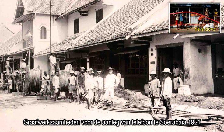 kabel+telefoon+te+Soerabaia+1921