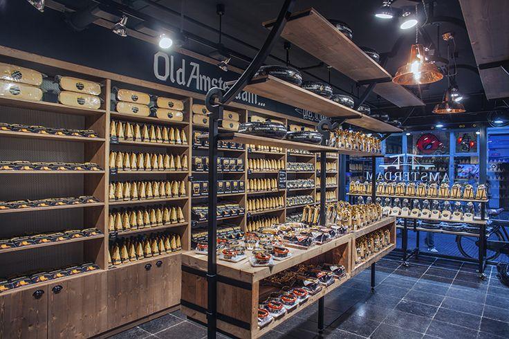 ©studiomfd, store, design, creative store, cheese, amsterdam, old amsterdam, cheese house, AMSTERDAM CHEESE STORE (www.studiomfd.com)