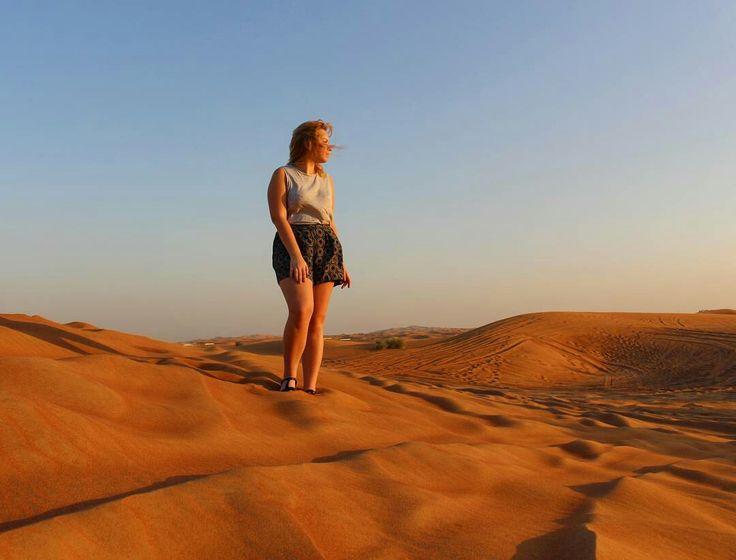 Desert Safari/Dubai