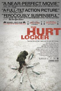The Hurt Locker / HU DVD 6762 / http://catalog.wrlc.org/cgi-bin/Pwebrecon.cgi?BBID=8292478