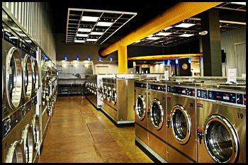 Coin-operated laundromats serve a wide range of homeowners and apartment residents who do not have access to their own clothes washers and dryers. Description from ideas.businesxxl.com. I searched for this on bing.com/images