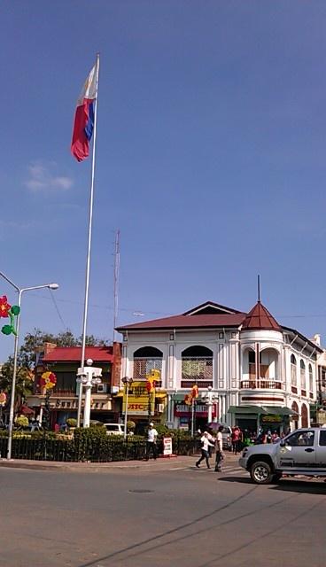 Standing tall in Rizal Plaza, Zamboanga City