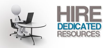 Why hiring dedicated resources is required for company?