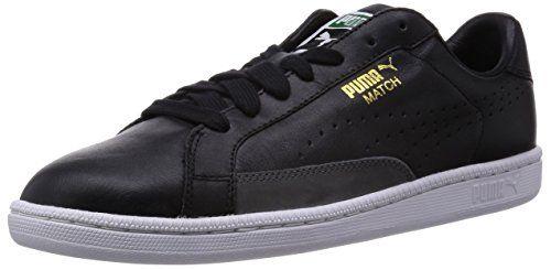 Puma Match 74 Sneaker Herren, Schwarz / Wei, 46 EU - http://on-line-kaufen.de/puma/schwarz-wei-puma-match-74-sneaker-herren-6