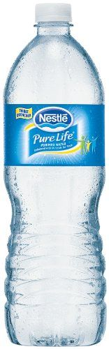 Nestle Pure Life Bottled Water, 23.7-Ounce Sport Cap Bottles (Pack of 24) Pure Life,http://www.amazon.com/dp/B0040QHN3W/ref=cm_sw_r_pi_dp_5r-Esb19DMR9QPTM