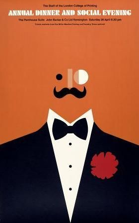 The Masterful, Eye-Popping Posters Of Tom Eckersley | Co.Design | business + design