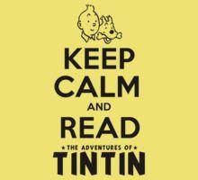 Tintin: T-Shirts & Hoodies | Redbubble