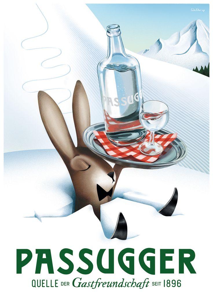 Passugger-Plakat