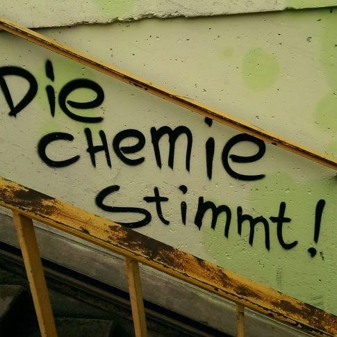 Die Chemie stimmt