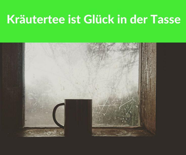 Ich mache mich gerade glücklich. MIt Salbeitee, der die Erkältung verscheuchen soll. Und Süßholzwurzel, die alles so schön harmonisiert. www.kraeuterpracht.de