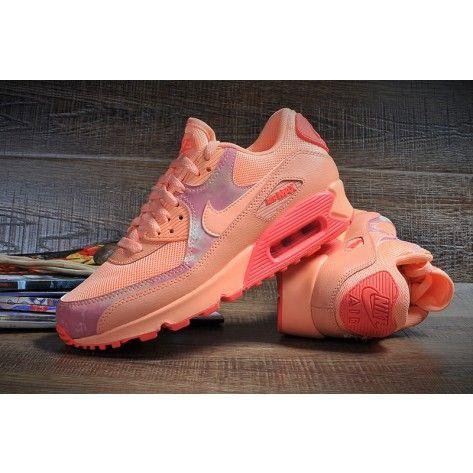 Nike Air Max 90 Orange Summer 2015 Girls