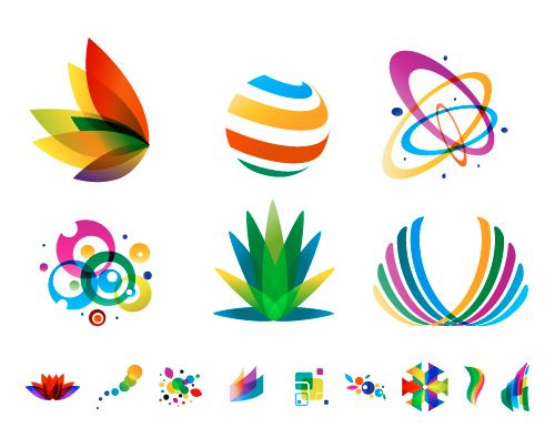 Colorful Logos in Vector Format   Color Field Logos   Pinterest ...