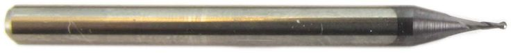 1/8 x 1-1/2 Ball End Mill .015 *ALTiN Coated*
