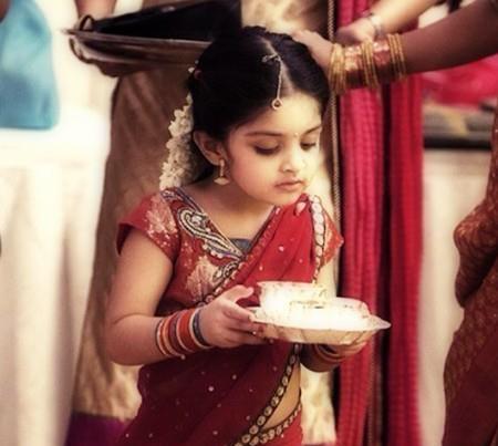 Kids Saree Model So Cute Desi Children S Clothes