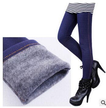 Зимние леггинсы новинка теплые леггинсы женщин лосины мода эластичные узкие фитнес-брюки DD8029
