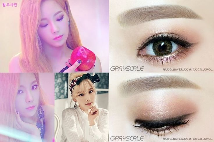You Think You're Real Cool~~ Check Out Girls' Generation's You Think Comeback and Taeyeon's Eye Make Up Tutorial Kpop Idol  안녕하세요 코코초입니다! 오랜만에 들고온 소녀시대 태연 메이크업! 이번에 곡이 두개라서 메이크업 컨셉...