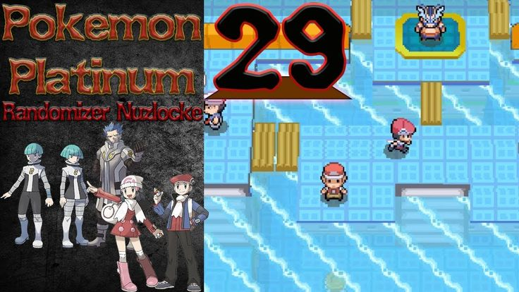 Pokemon Platinum Randomizer Nuzlocke EP29 - The Pastoria City Gym