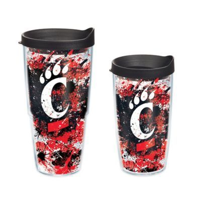 Tervis® University of Cincinnati Splatter Wrap Tumbler with Lid - BedBathandBeyond.com