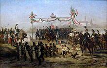La prima guerra d'Indipendenza è un capitolo del Risorgimento italiano. Essa si sviluppa in due fasi, dal marzo 1848 al marzo '49. Coinvolge gran parte degli Stati che formano all'epoca la penisola italiana, e si articola in numerose battaglie contro l'Impero austriaco.