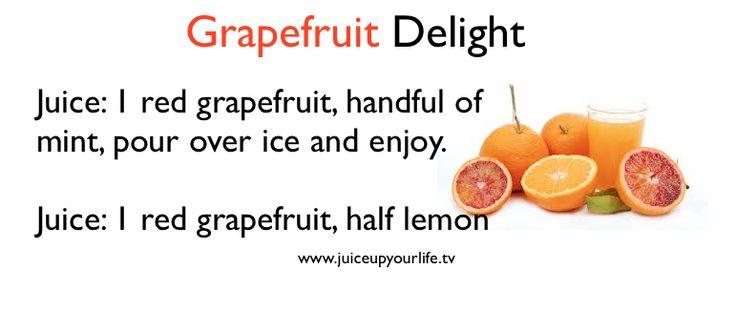 Benefits of Juicing Grapefruit | fitlife.tv