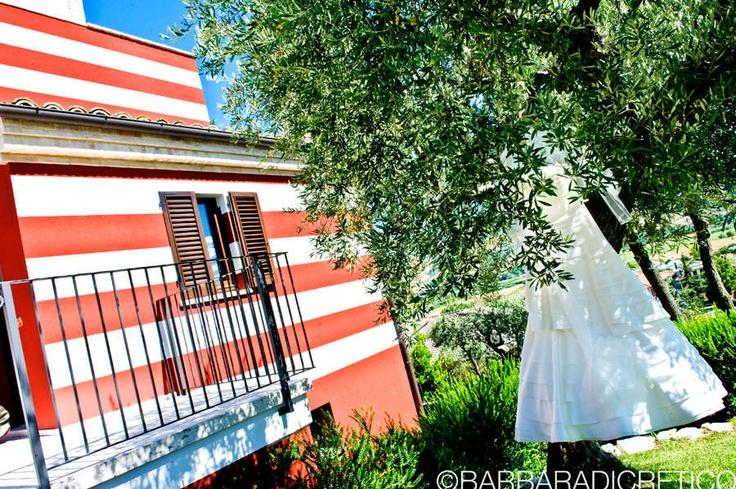 Barbara Di Cretico Photography | bride dress
