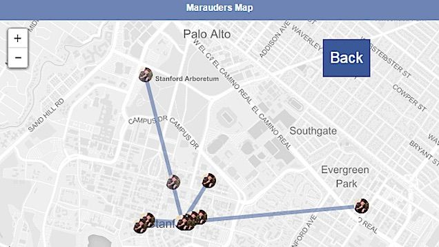 Facebook Dumped Intern After He Pointed Out Messenger's Creepy Location Tracking