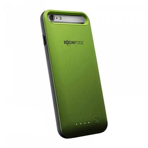 Cover battery iphone 6 3100 mah green  ad Euro 99.99 in #Thehurry # boompods