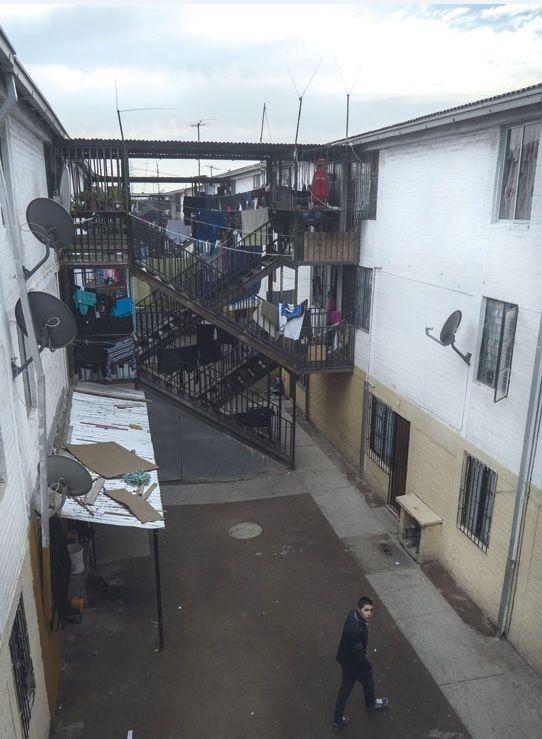 Bajos de Mena: sobreviviendo en el gueto más grande de Chile