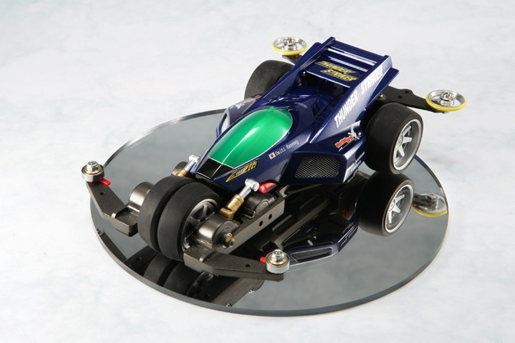 Wired mini 4wd