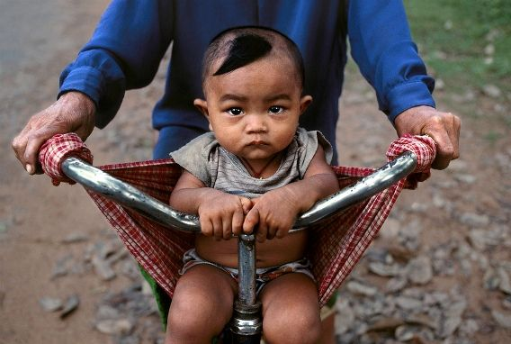"""""""The World's Ride"""", Photo Album by Steve McCurry"""